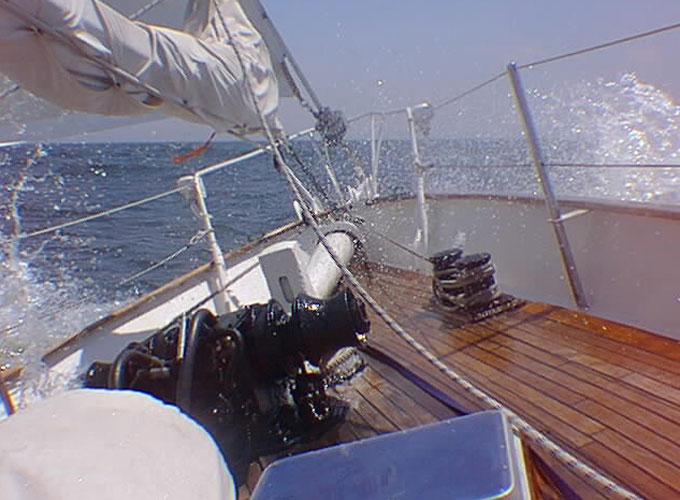 Hands On sailing programs